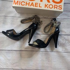 Michael Kors high heel shoes